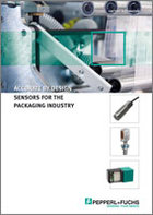 Accurate by design - Sensors for the packaging industry