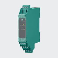 K-System interface modules feature galvanic isolation and functional safety up to SIL 3.