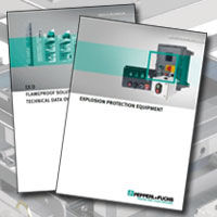 Electrical Explosion Protection Equipment Literature 2013