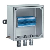 Terminal+Junction Boxes Ex e / Ex ia in Stainless Steel