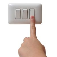 How can you determine the right light switch?