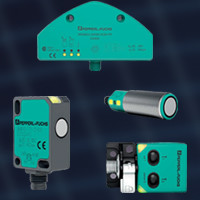 Ultrasonic sensors are extremely versatile and cover many different applications