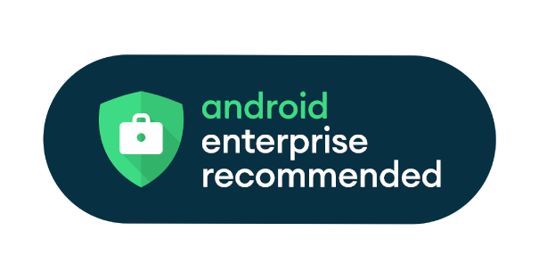 Android Enterprise Recommended Logo