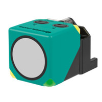 The series L2 ultrasonic sensors feature both a large range spectrum and a rotatable sensor head.