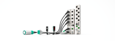 The Pepperl+Fuchs Ethernet IO Modules with integrated IO-Link Master