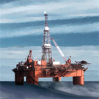 Offshore platforms use Pepperl+Fuchs products