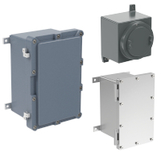 Terminal+Junction Boxes Ex d IIB in Aluminum