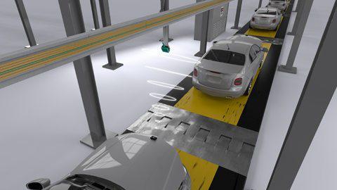 在汽车总装中的rfid  客户优势