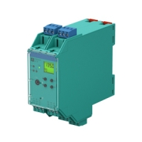 With temperature converters such as KFD2-GUT*, switch signals are available on the module output without having to rely on a central controller