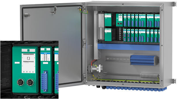 Remote I/O Solution with PROFINET Gateway