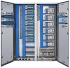 Diverse projects can be realized with large electrical switch cabinets