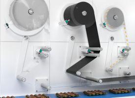 Ultrasonic sensors UC-F77 for measuring roll diameter and detecting web breaks