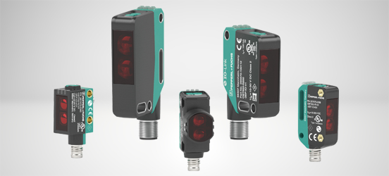 Photoelectric Sensors R10x and R20x