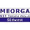 Logo MEORGA MSR-Spezialmesse Südwest