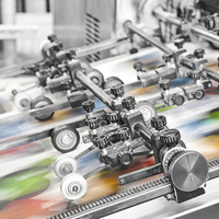 Printing machinery needs to operate with precision