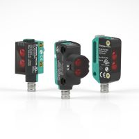 The R10x series photoelectric sensors offer a variety of technical highlights.