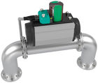 New F25 with puck+beacon on valve actuator, F25