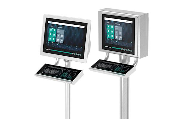Visunet Gxp Industrial Monitors And Hmi Solutions
