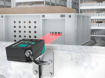 Stationary VB* series barcode scanners