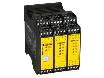SafeBox Safety Control Unit