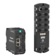 ICE2 (EtherNet/IP) and ICE3 (PROFINET) IO-Link master series