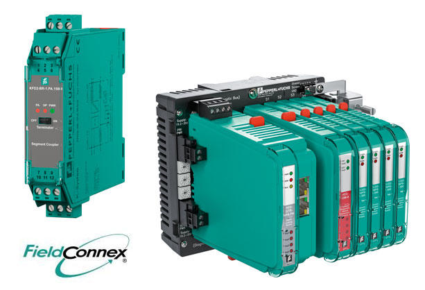 FieldConnex® Segment Couplers and Power Hubs bring more functionalities into your fieldbus infrastructure.