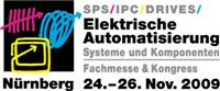 Pepperl+Fuchs invites you to join us at the SPS/IPC/DRIVES 2009 at Stand 210, Hall 7A