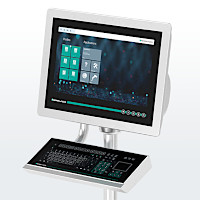 The VisuNet GXP Remote Monitor with RM Shell 5.