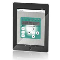Purge+Pressurization system programming app for tablets and smartphones.