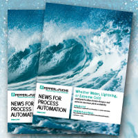 Get your NEWS FOR PROCESS AUTOMATION today!