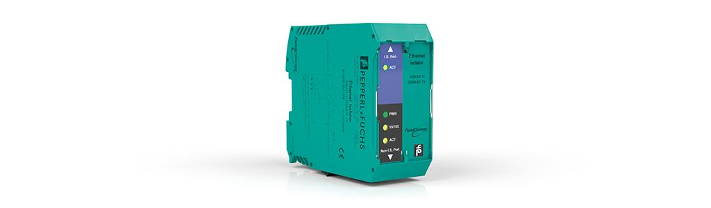 Ethernet Isolator | Ethernet Connection, Intrinsically Safe ...