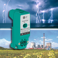 The FieldConnex® Surge Protector offers more than lightning protection