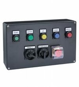 Control Stations Ex e in Glass Reinforced Polyester