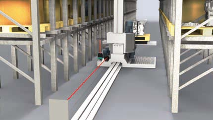 VDM100 - Positioning tasks accurate to the millimeter