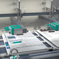 Reliable sheet verification with Vision Sensor BIS510