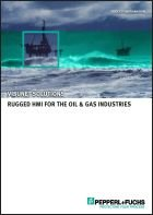 Rugged HMI For The Oil & Gas Industries