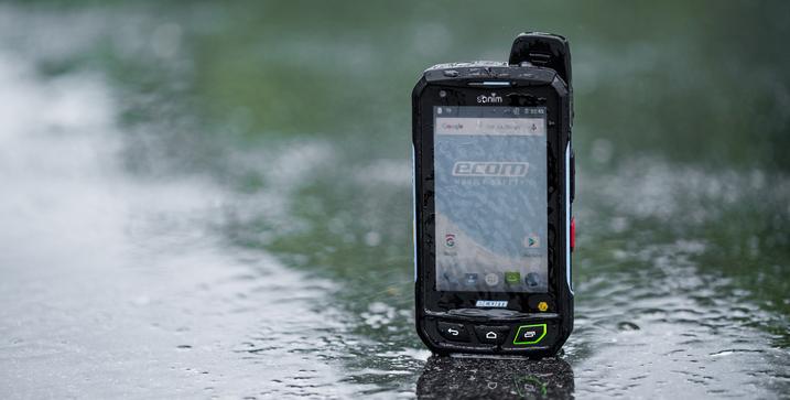 Smart-Ex® 01 Intrinsically Safe Smartphone | Mobile Computer