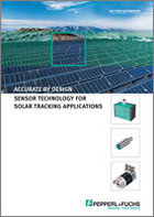 Accurate by design - Sensor technology for solar tracking applications