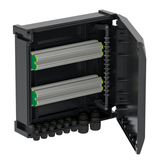 Ex e certified Terminal Junction Box from Glass  Fibre Reinforced Polyester