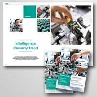 NEWS FOR FACTORY AUTOMATION, printed newsletter, issue november 2014