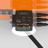 PGV positioning system for tracking automated guided vehicles