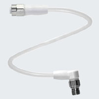 M8 and M12 connectors from Pepperl+Fuchs are specially designed to the needs of food production.
