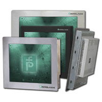 The industrial PCs of the 8200/900 series now feature Intel i7-3517UE or Intel ATOM E3862 CPUs