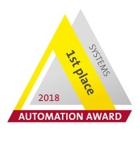 safePXV and safePGV Positioning System Wins Automation Award 2018
