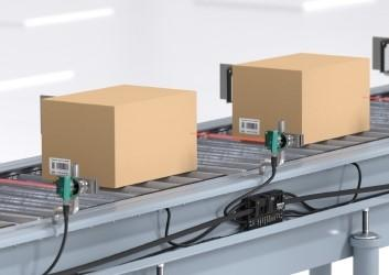 G20 AS-interfacemodule voor gebruik in transporttechniek.