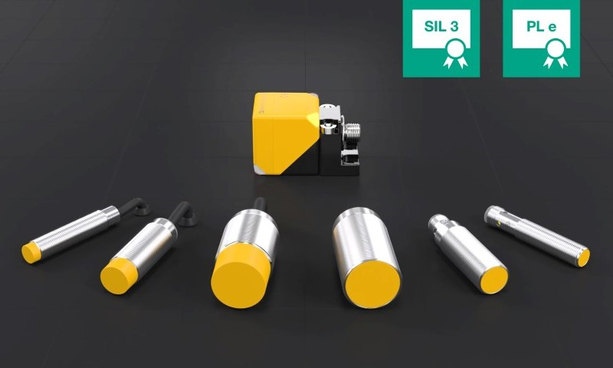 SIL 2/PL d Inductive Safety Sensors