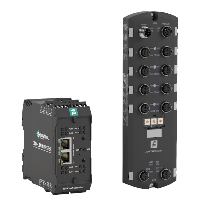 ICE2/ICE3 Series IO-Link Masters in IP20 and IP67 Type of Protection