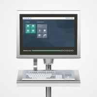 VisuNet GXP Remote Monitor tilbyr et innovativt software Control Center.