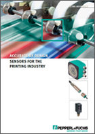 Perfection by precision - Sensors for the printing industry