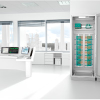 The Ethernet-APL field switch for installation in control cabinets or field distributors